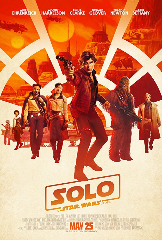 Solo a Star Wars story Opens in new window