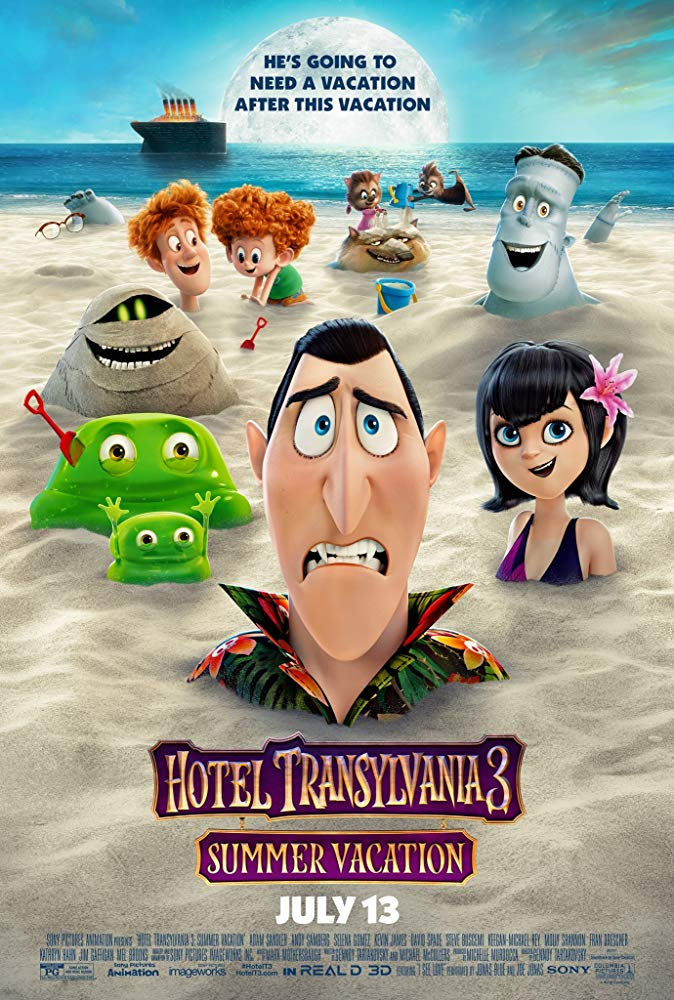 Hotel Transylvania 3 Opens in new window