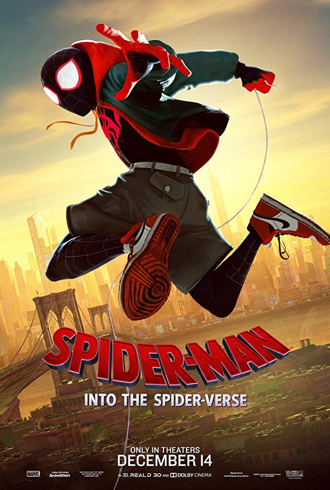 Spider-Man Into the Spider-Verse Opens in new window