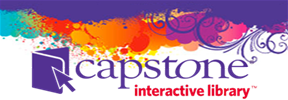 Banner for Capstone Interactive Library