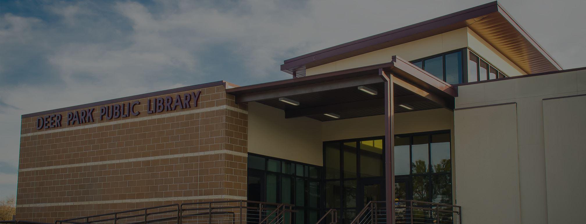 Your Library Online | Deer Park, TX - Official Website