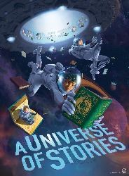 A Universe of Stories Teen Poster Opens in new window