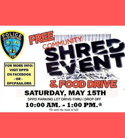 SHRED DAY MAY 2021