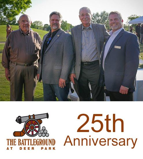 Battleground 25th celebration image