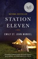 Station Eleven book cover -  Opens in new window