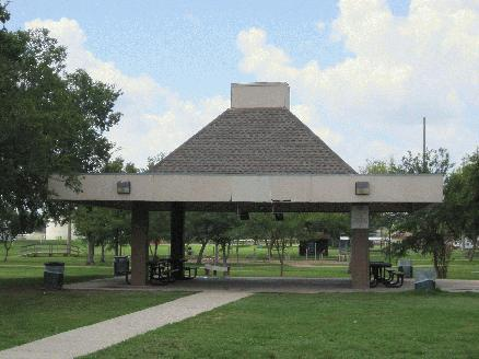 Photo of the Dow Park Pavilion