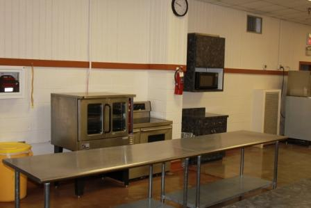 Photo of Jimmy Burke Activity Center's Front Half's Kitchen