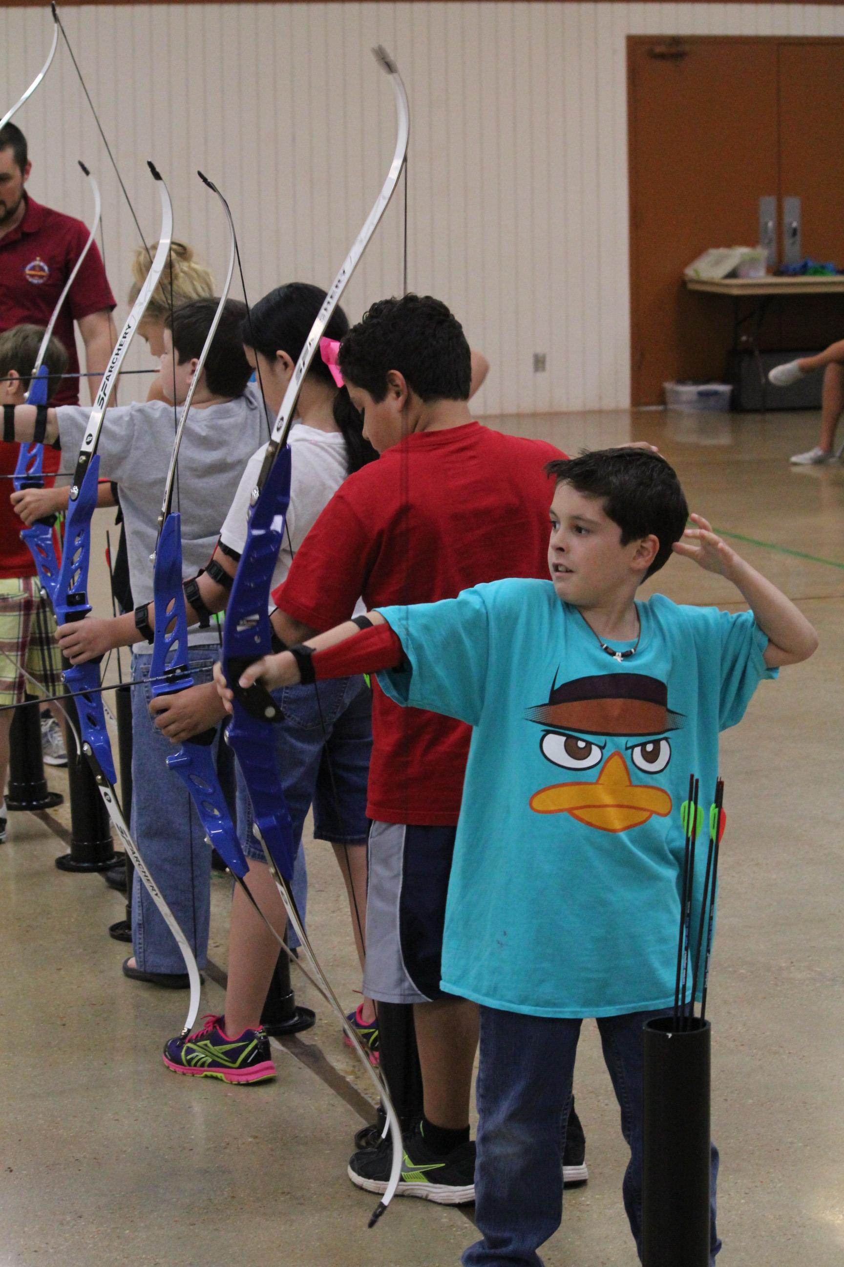 Archery Camp